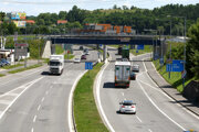 Pôjde rýchlostná cesta cez mesto?
