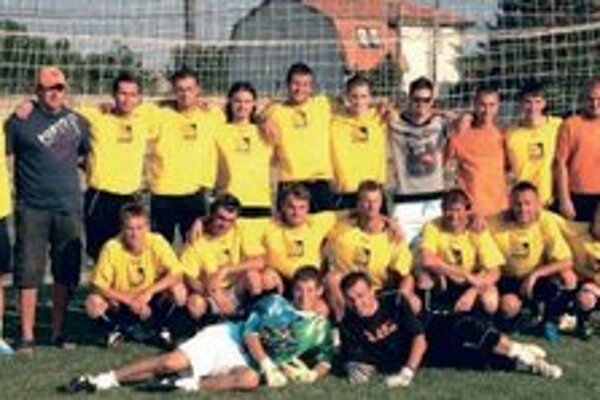 Mužstvu FC Komjatice sa na jar strelecky nedarilo.