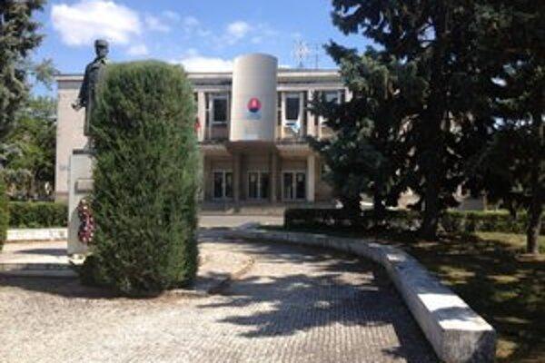 Dom MS v Komárne.