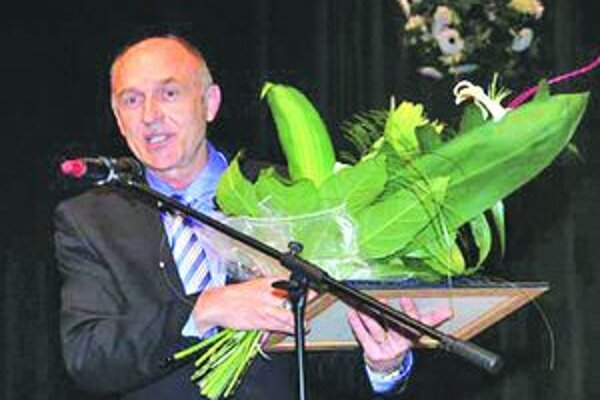 Čestný občan mesta Tomáš Kampmiller