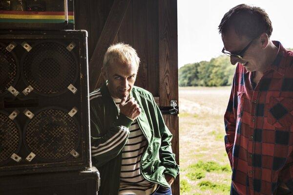 Britské duo Underworld tvorí niekdajší performer Karl Hyde a Rick Smith.