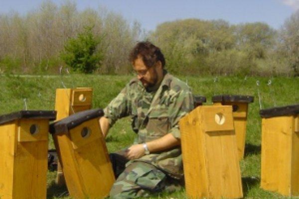 Mirko Bohuš, ornitológ a pedagóg Prírodovedeckej fakulty Univerzity Komenského v Bratislave.