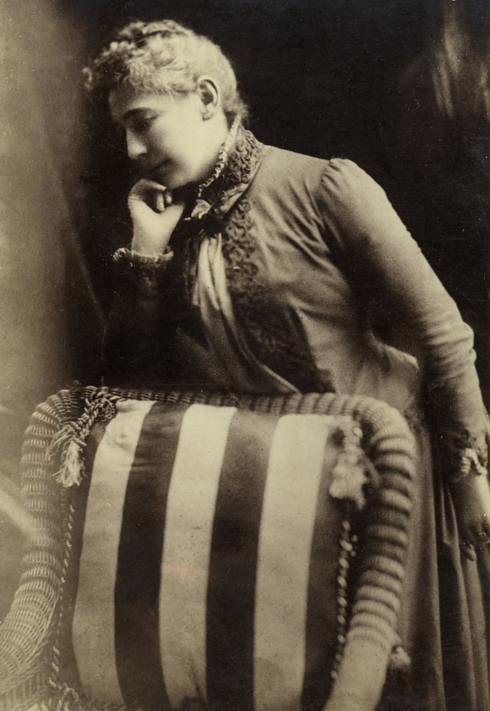 Victoria Woodhullová bola v roku 1872 prvou ženou, ktorá sa v Amerike domáhala nielen voliť, ale dokonca byť zvolená za prezidentku.