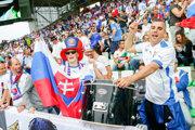 Doteraz prišli podporiť slovenských futbalistov tisíce fanúšikov. Koľko ich bude v hľadisku na zápas proti Nemecku?