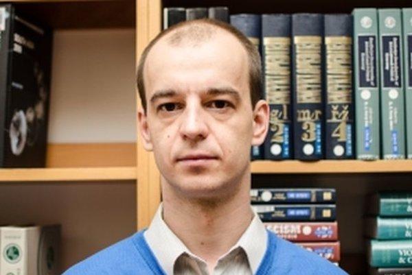 Jan Kovář, expert na zahraničné vzťahy a špeciálne Britániu.