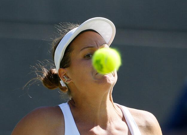 Jana Čepelová si vo Wimbledone zahrá opäť v hlavnej súťaži.