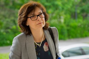 Ministerka spravodlivosti Lucia Žitňanská avizuje, že sa vybuduje osobitný znalecký odbor pre oblasť extrémizmu.