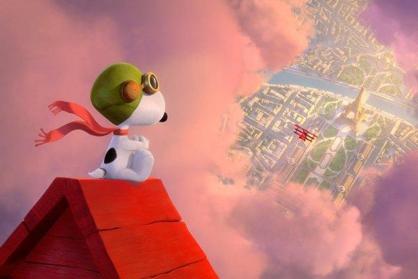 Snoopy je už v našich kinách.