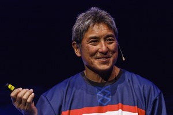 Na konferencii za 1,4 milióna eur vystúpil aj bývalý manažér spoločnosti Apple Guy Kawasaki.