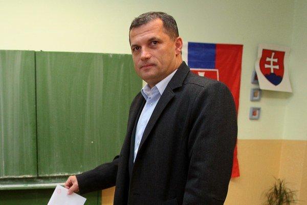 Europoslanec József Nagy.