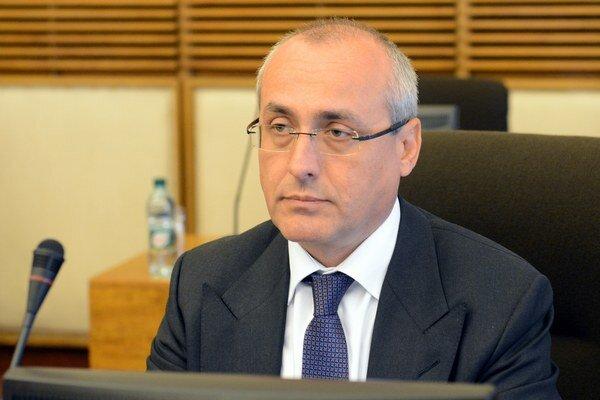 Minister spravodlivosti Tomáš Borec.