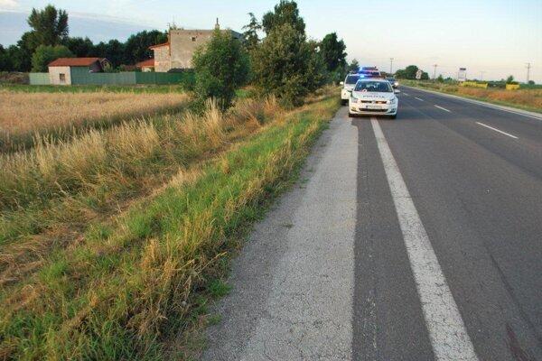 K tragédii došlo v Drahovciach.