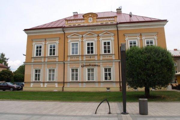 Halašovský dom v Martine.