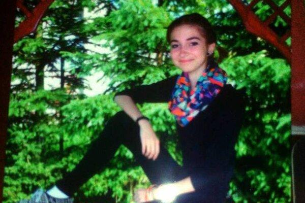 Daniela (14) odišla v utorok do školy, do ktorej však nedorazila.
