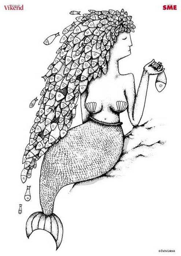 Maľovanka. Žužu Gálová je dizajnérka, ilustrátorka a fotografka pôsobiaca už druhým rokom v Austrálii. Je autorkou detskej knižky Ako zajkovia mrkvu hľadali, ktorá získala ocenenie Najkrajšia detská knižka v medzinárodnej súťaži.