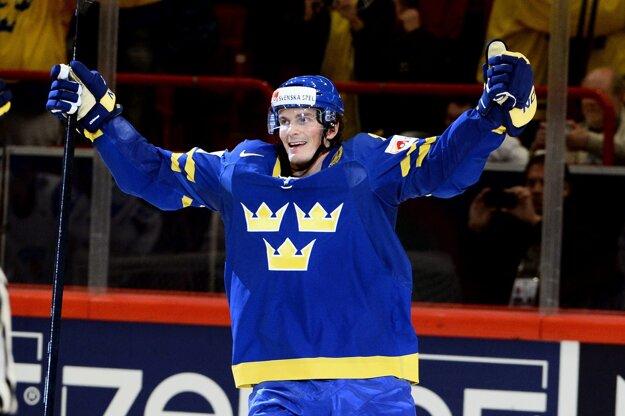Loui Eriksson doviedol v roku 2013 Švédsko spolu so Sedinovcami k zlatu na majstrovstvách sveta.