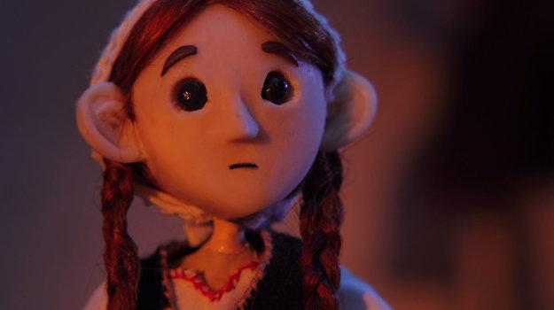 Film Braček Jelenček vytvorila Zuzana Žiaková podľa temnej rozprávky.