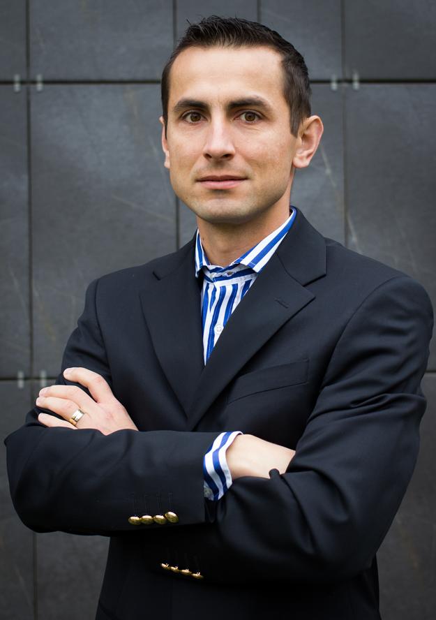 Generálny riaditeľ Ryby Žilina Michal Britvík