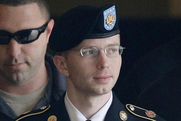 Bývalý americký vojak Bradley Manning, dnes Chelsea Manningová.