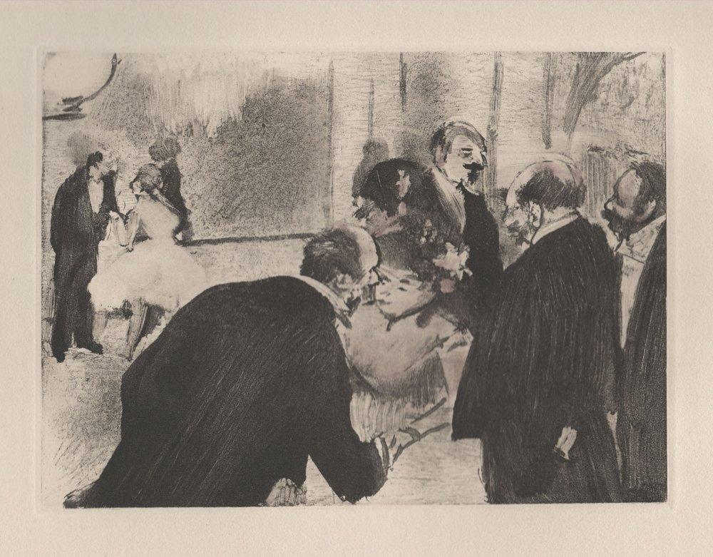 Jedna z ilustrácií vystavených v Tatranskej galérii.