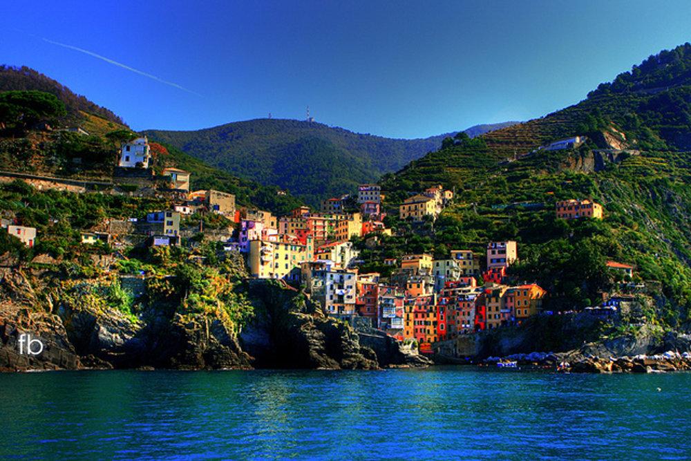 Corniglia, Cinque Terre.
