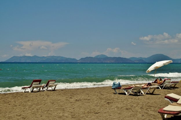 Turecké pláže sú vychýrené po celom svete.
