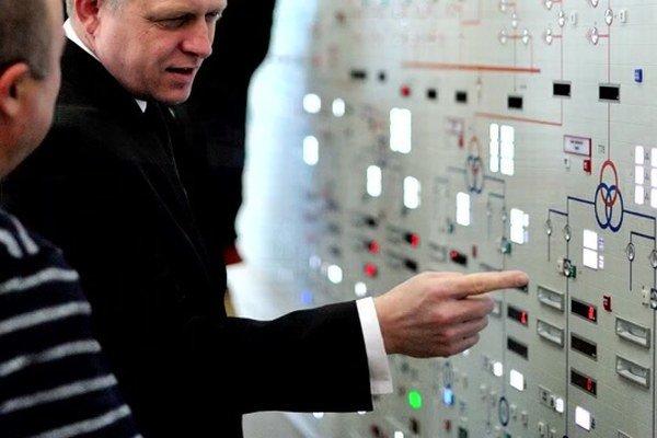 Premiér Fico si splnil sen, elektráreň v Gabčíkove ovláda štát.