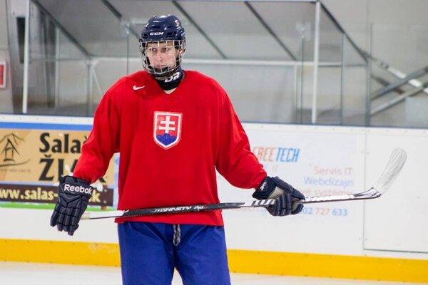 Odchovanec prievidzského hokeja.