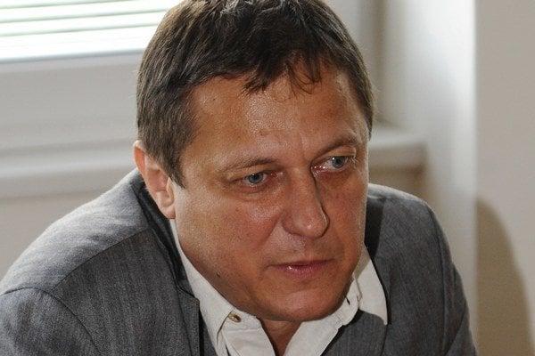 Bývalý rómsky splnomocnenec Miroslav Pollák.