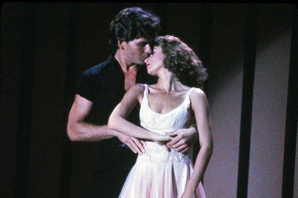 Záber z filmu Hriešny tanec.