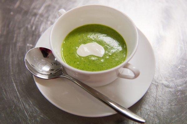 Krémovú žeruchovú polievky si dokážete pripraviť aj doma.