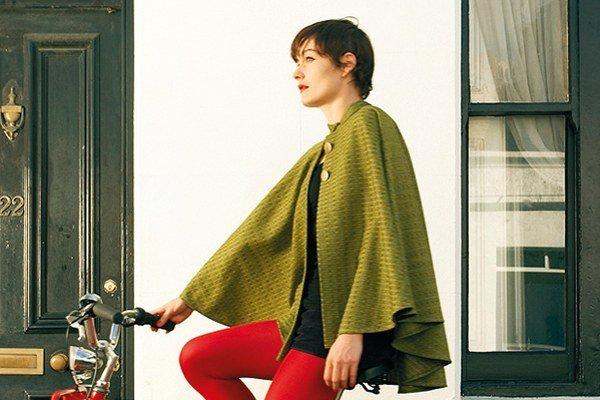 Zladiť sa s farbou a štýlom bicykla je dnes veľmi trendové. Cyklofashion štýl komentujú na weboch módne blogerky.