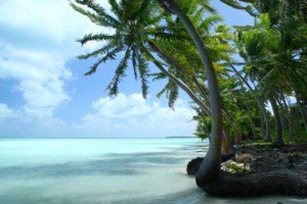 Ostrovný štát Kiribati