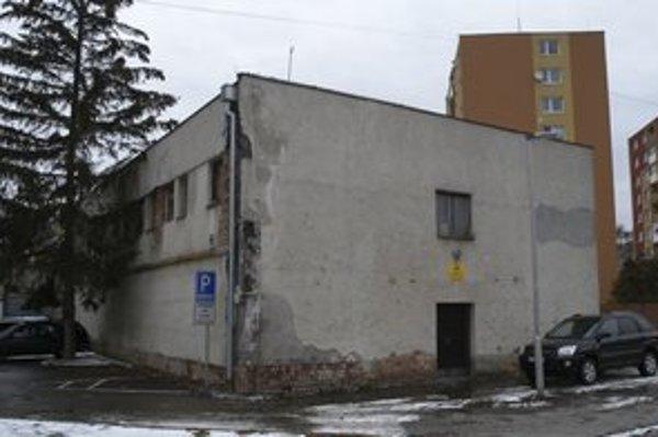 Telocvičňu využívajú členovia folklórneho súboru Vranovčan.