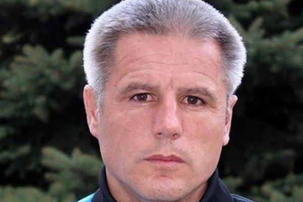 Tréner Vranova Ivan Bubis.