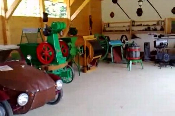 V obci majú aj malé múzeum.