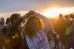 Vítanie Slnka na Pohode
