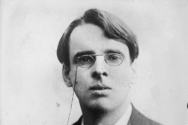 William Butler Yeats.