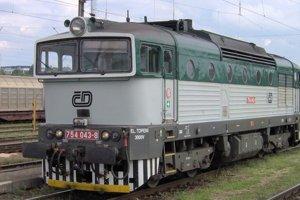 Motorové rušne, ktoré si Železničná spoločnosť požičala z českých rezerv, vyrobili v sedemdesiatych rokoch minulého storočia.