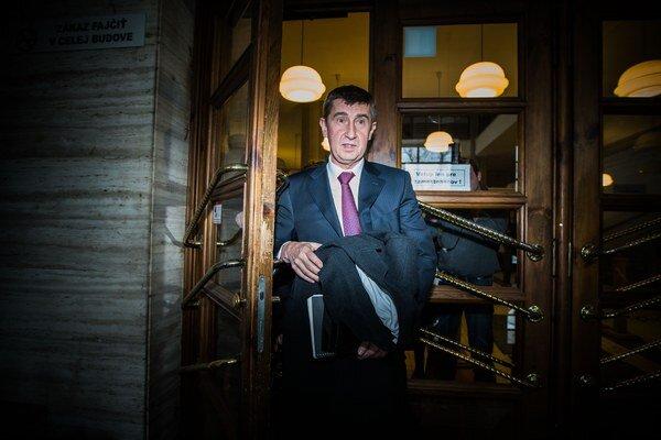 Podnikateľ Andrej Babiš vlastní Agrofert, pod ktorý spadá Duslo Šaľa.