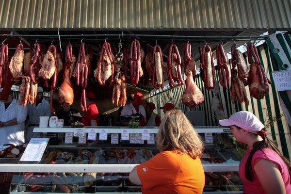 Na predaj mäsa z dodávky platia teraz obmedzenia.
