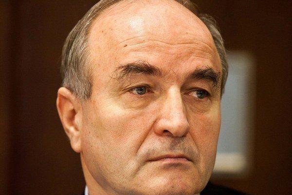 Našej centrálnej banke šéfuje Jozef Makúch. Je aj členom rady guvernérov Európskej centrálnej banky.
