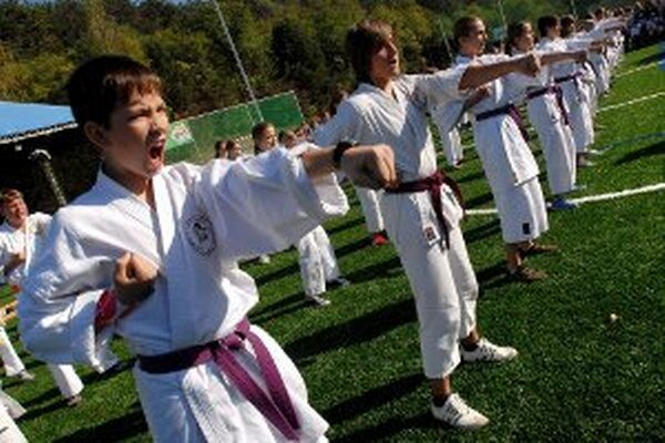 Niektorým deťom chýba odhodlanie, nevydržia sa dlho venovať jednému športu.