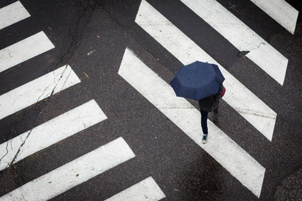 Ak by mali križovatku upraviť, bolo by treba pripraviť samostatný dopravný projekt. ILUSTRAČNÉ FOTO.