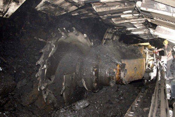 V bani Cigeľ sa už uhlie dlho ťažiť nebude.