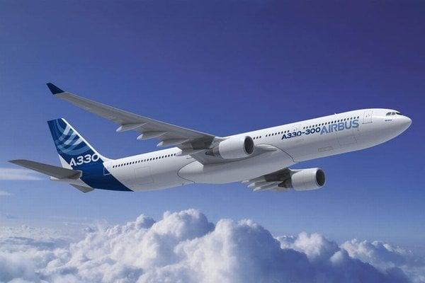 Airbus A330-300.