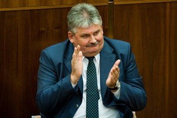 Minister práce.