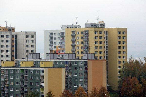Ministerstvo dopravy chce databázu o stave, kvalite a užívaní bytového fondu na Slovensku.