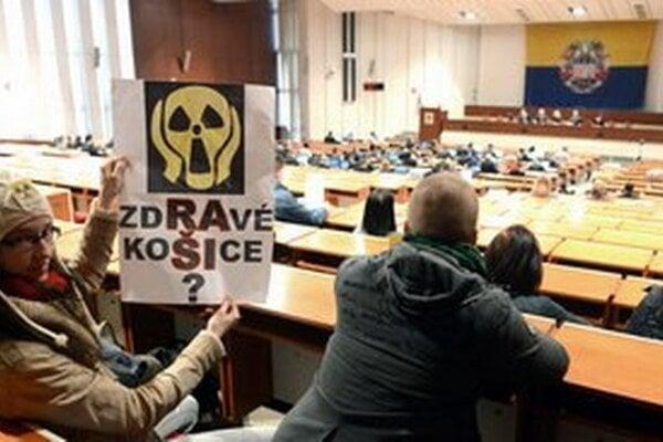 V Košiciach riešia problematiku ťažby.