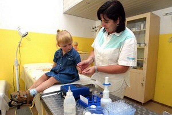 Pediatri by podľa šéfa Asociácie súkromných lekárov nemali mať vedľajšie úväzky.
